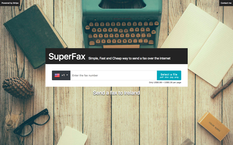 SuperFax